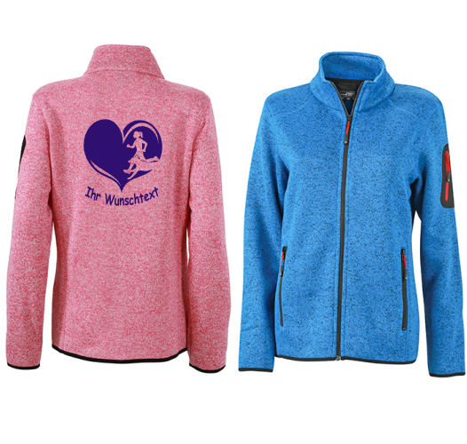 Fleece & Sweat Jacken