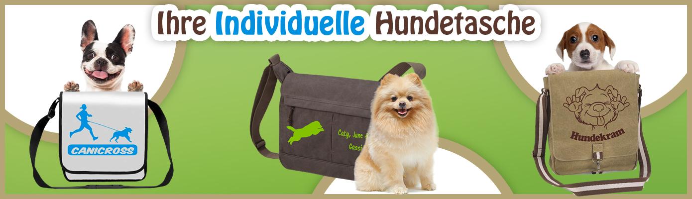 Taschen für Hundefreunde