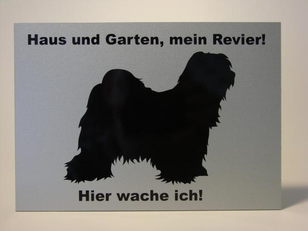 Hundeschild Anfalas.de