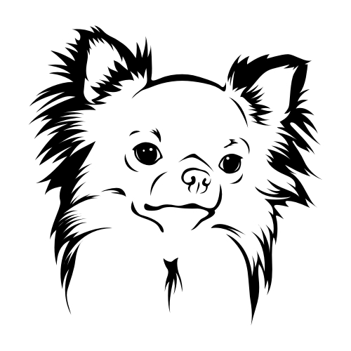 Chihuahua Aufkleber