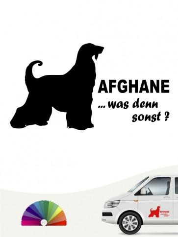 Afghane was denn sonst Aufkleber anfalas.de
