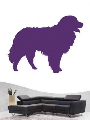 Berner Sennenhund 1 - Wandtattoo