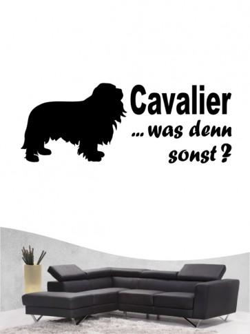 Cavalier King Charles Spaniel 7 - Wandtattoo