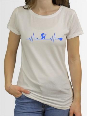 """Dummytraining 41"" Damen T-Shirt"