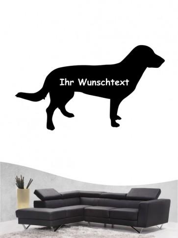 Entlebucher Sennenhund 3 - Wandtattoo