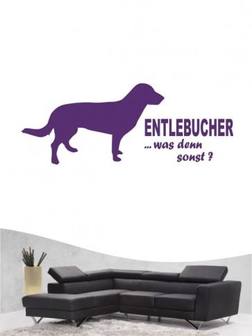 Entlebucher Sennenhund 7 - Wandtattoo