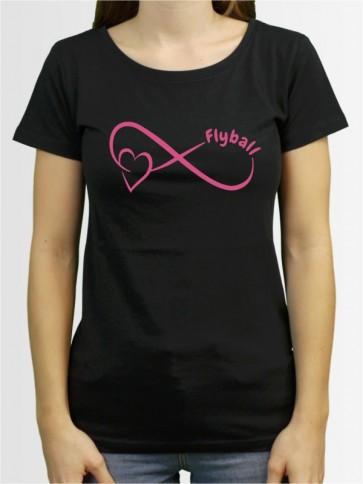 """""""Flyball 40"""" Damen T-Shirt"""