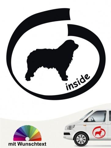 Hunde-Autoaufkleber Gos d'Atura Català 8 von Anfalas.de