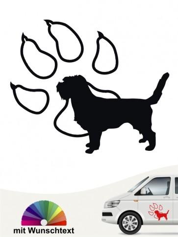 Grand Basset Griffon Hundeaufkleber anfalas.de