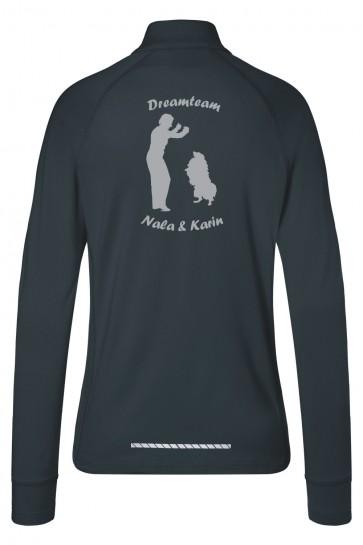 Damen Sport Langarm Shirt von anfalas.de