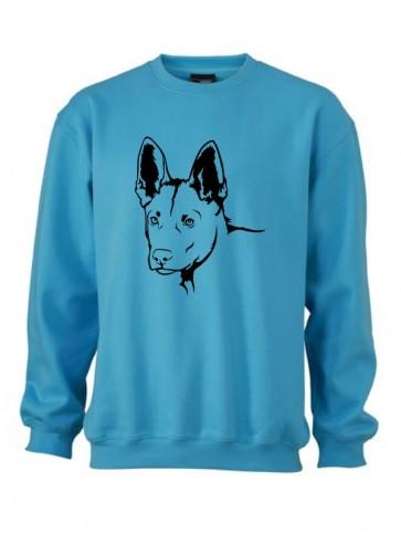 Sweatshirt mit Hundemotiv von Anfalas.de 7