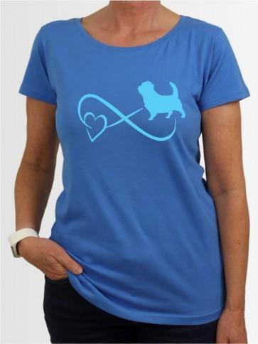 """""""Norfolk Terrier 40"""" Damen T-Shirt"""