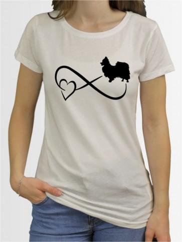 """""""Papillon 40"""" Damen T-Shirt"""