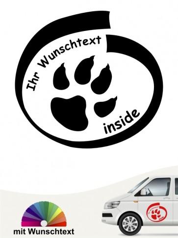 Hunde-Autoaufkleber 12 von Anfalas.de