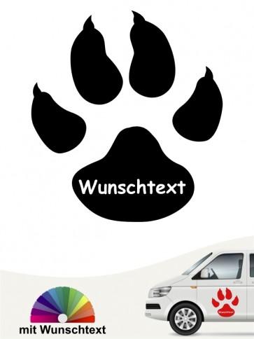 Hunde-Autoaufkleber 14 von Anfalas.de