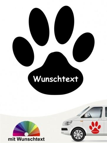Hunde-Autoaufkleber 14a von Anfalas.de