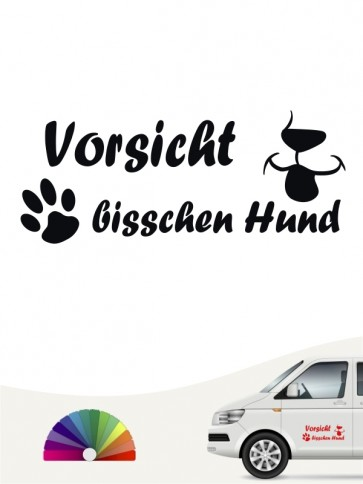 Hunde-Autoaufkleber Pfoten 31 von Anfalas.de