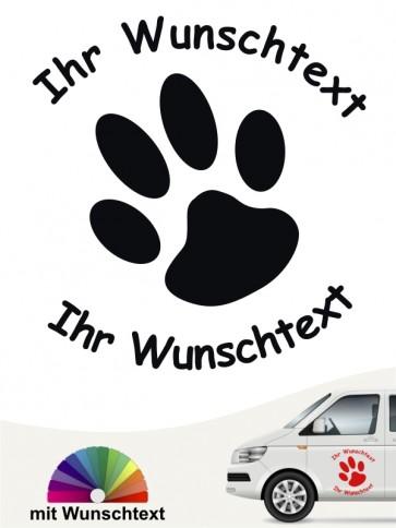 Hunde-Autoaufkleber 5 von Anfalas.de