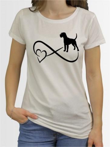 """""""Riesenschnauzer 40"""" Damen T-Shirt"""