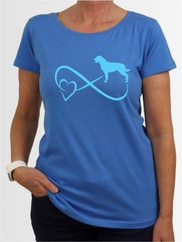 """""""Rottweiler 40"""" Damen T-Shirt"""