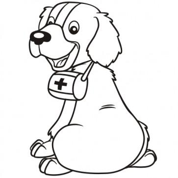 Scheibenwedler Scheibenwischer Hund Aufkleber von Anfalas.de