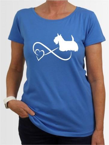 """Scottish Terrier 40"" Damen T-Shirt"