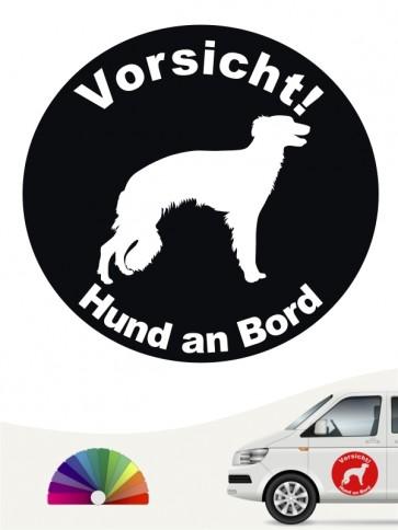 Hunde-Autoaufkleber Silken Windsprite 42 von Anfalas.de