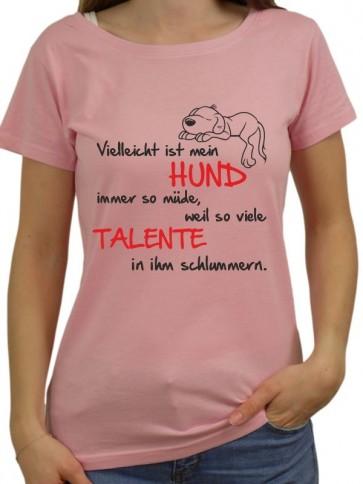 Talente Damen Shirt anfalas.de