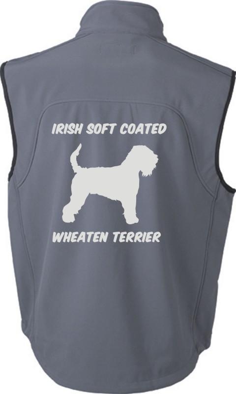 Herren Softshell-Weste Terrier Anfalas.de