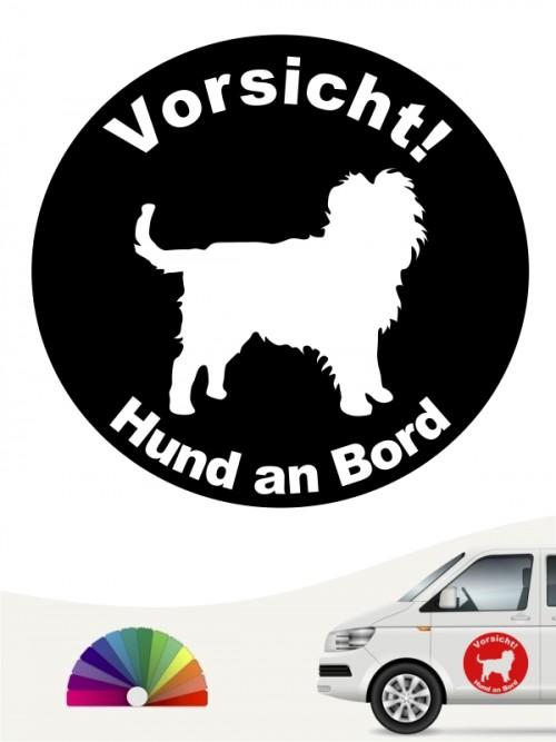 Hunde-Autoaufkleber Affenpinscher 42 von Anfalas.de