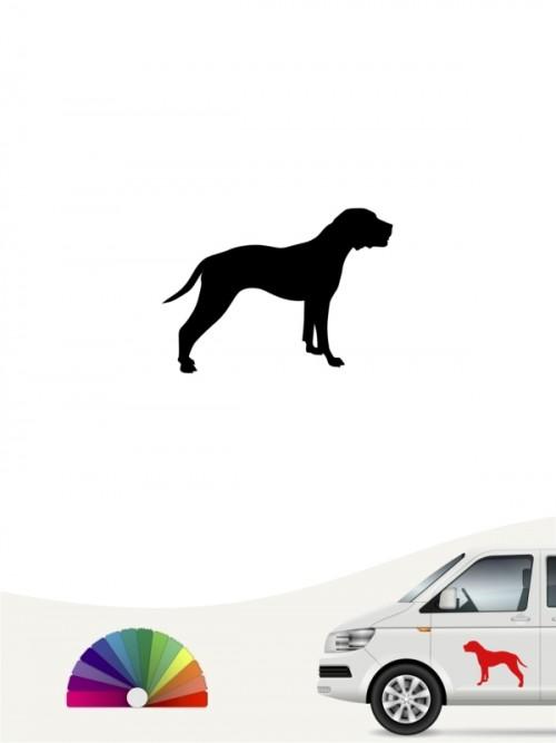 Hunde-Autoaufkleber American Pitbull 1 Mini von Anfalas.de