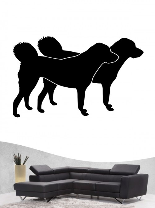 Anatolischer Hirtenhund 2 - Wandtattoo