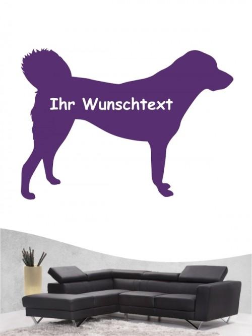 Anatolischer Hirtenhund 3 - Wandtattoo