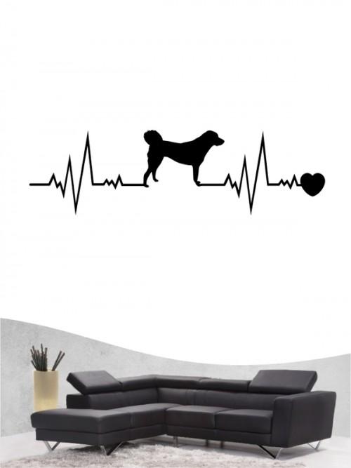 Anatolischer Hirtenhund 41 - Wandtattoo