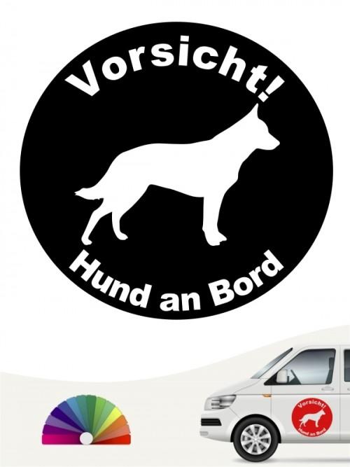 Australian Cattle Dog Hund an Bord Aufkleber anfalas.de