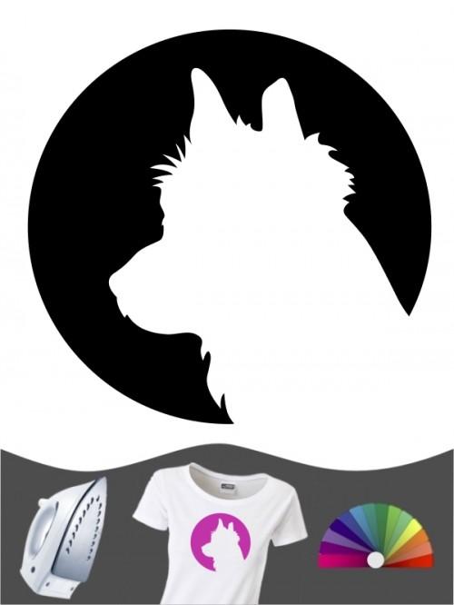 Australian Terrier 45 - Bügelbild