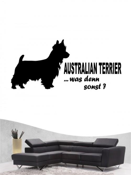 Australian Terrier 7 - Wandtattoo