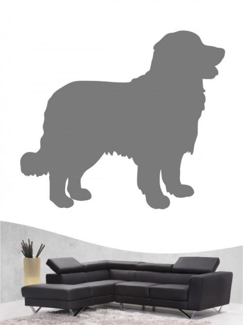 Berner Sennenhund 1a - Wandtattoo
