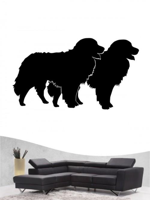 Berner Sennenhund 2 - Wandtattoo