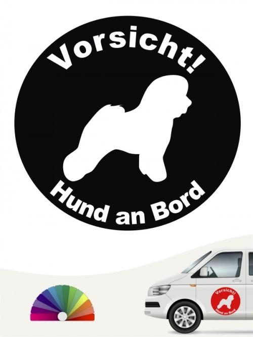 Bichon Frise Aufkleber von anfalas.de