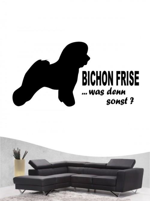 Bichon Frise 7 - Wandtattoo