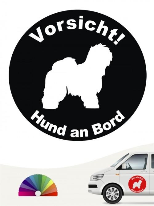 Bobtail Aufkleber von anfalas.de