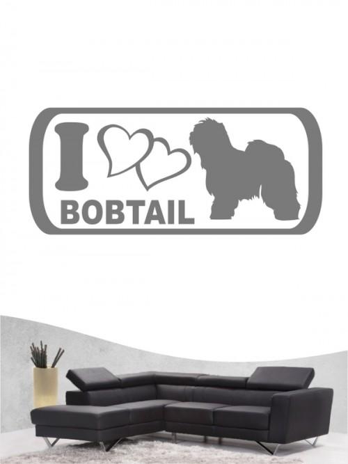 Bobtail 6 - Wandtattoo
