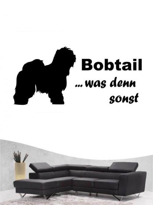 Bobtail 7 - Wandtattoo