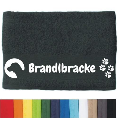 """DOG - Handtuch """"Brandlbracke"""" von anfalas.de"""