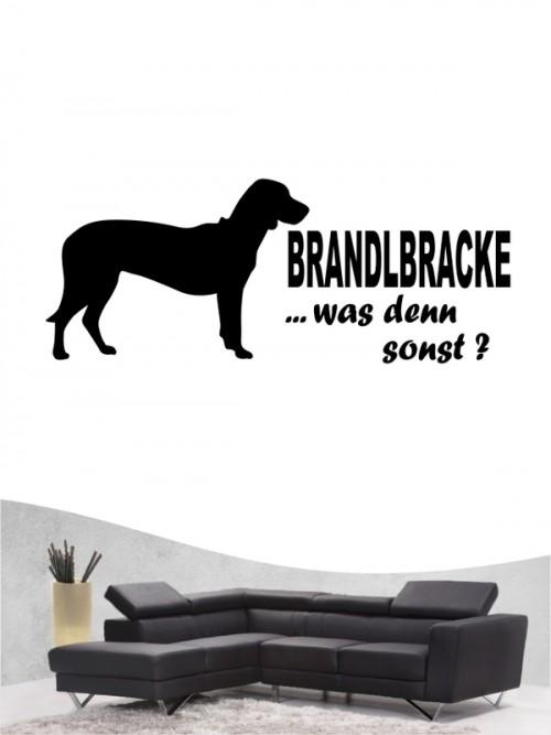 Brandlbracke 7 Wandtattoo
