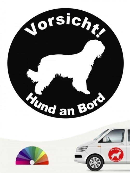 Briard Aufkleber von anfalas.de