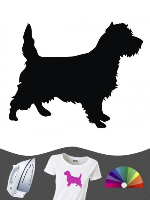 Cairn Terrier 1 Bügelbild