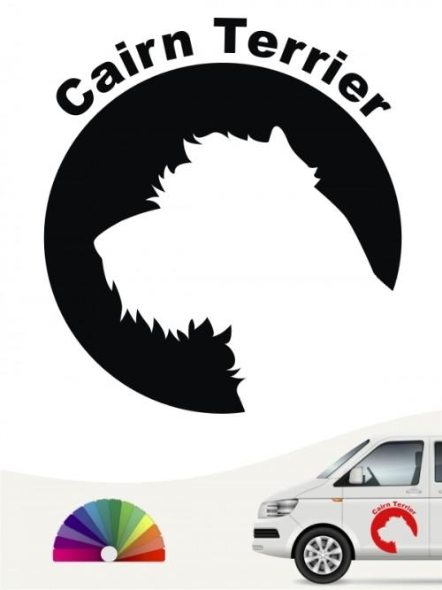 Cairn Terrier Aufkleber von anfalas.de
