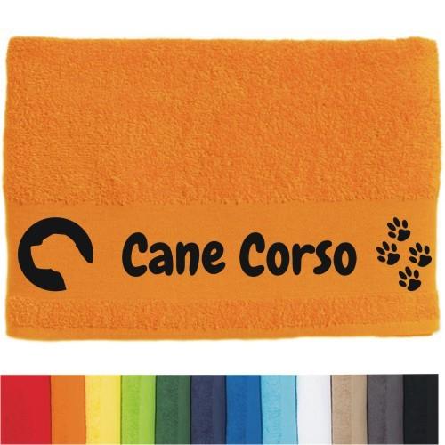 "DOG - Handtuch ""Cane Corso"" von anfalas.de"